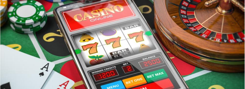 Slots på nätet - Störst inom online casino